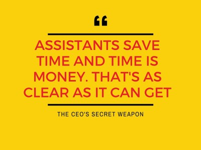 The Ceo's Secret Weapon