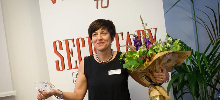 PremioVincitrice Premio Assistente dell'anno 2016