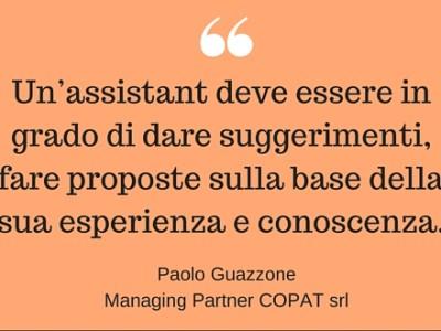 Intervista al manager Paolo Guazzoni