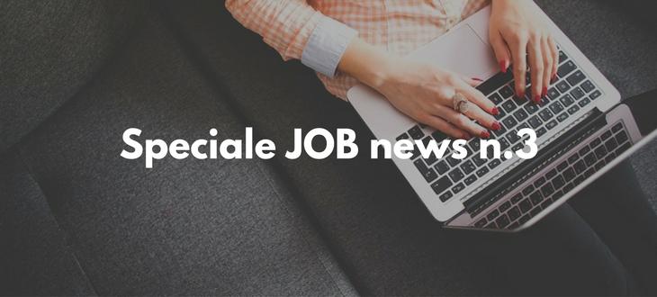 speciale JOB news n.3