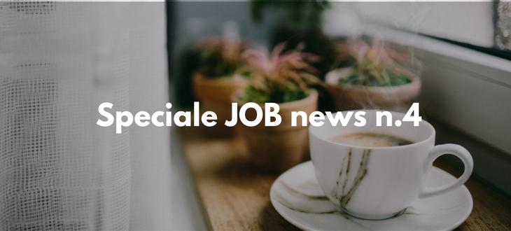 Speciale JOB news n.4