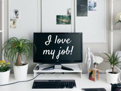 San Valentino: quanto vi appassiona il vostro lavoro?