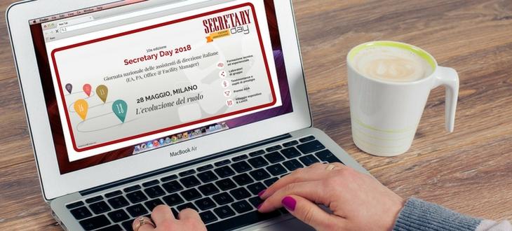 Secretary Day: chi verrà eletta Assistente dell'Anno 2018?