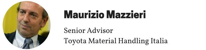 Maurizio Mazzieri - Toyota Material Handling Italia