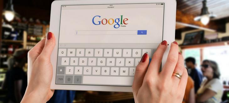 Google consigli di ricerca