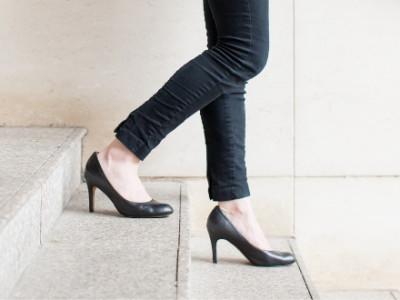 Le scarpe adatte alla segretaria? Consigli dal libro di Evita