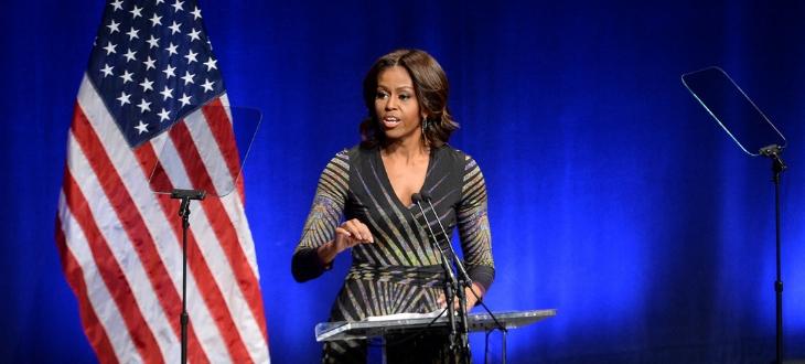 Becoming: il messaggio di motivazione di Michelle Obama