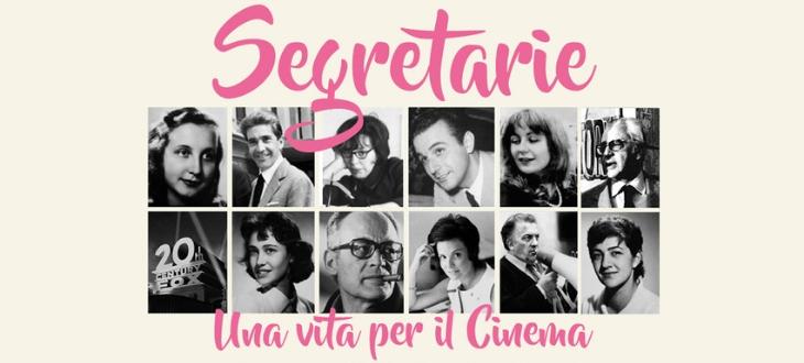 Locandina Segretarie. Una vita per il cinema