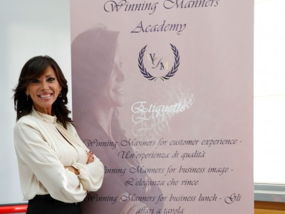 Assunta di vito - Business Etiquette