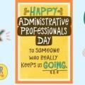 Happy Administrative professionals week Testate Articoli Blog